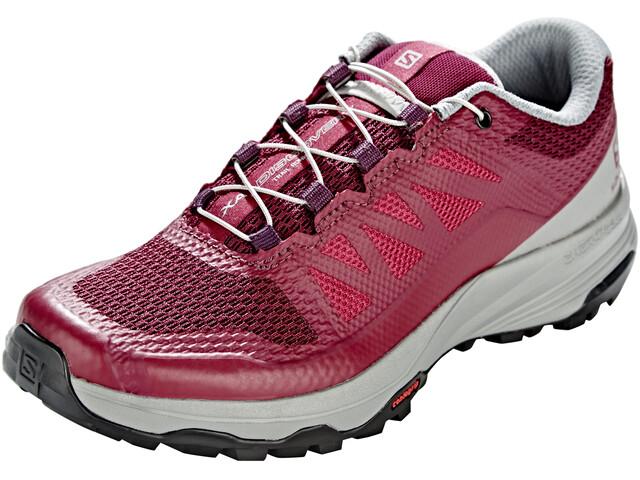 Salomon XA Discovery - Zapatillas running Mujer - rojo